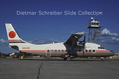 1984-11 N912SB Shorts SH360-100 (c/n SH.3624) Sunbelt