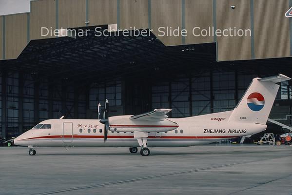 C-GDNG Bombardier Dash 8-301 (c/n 116) China Zhejiang Airlines