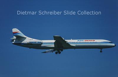 1989-05-08 F-GCVM Caravelle Air Inter