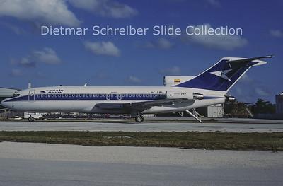 1989-01 HC-BPL Boeing 727-100 Saeta