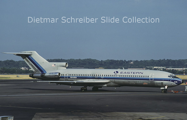 N549EA Boeing 727-200 Eastern Airlines