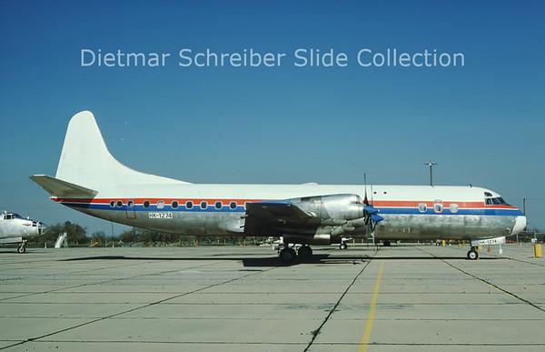 1978-02 HK-1274 Lockheed L188 Electra