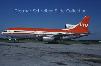 1985-06 D-AERT Lockheed L1011 Tristar LTU International