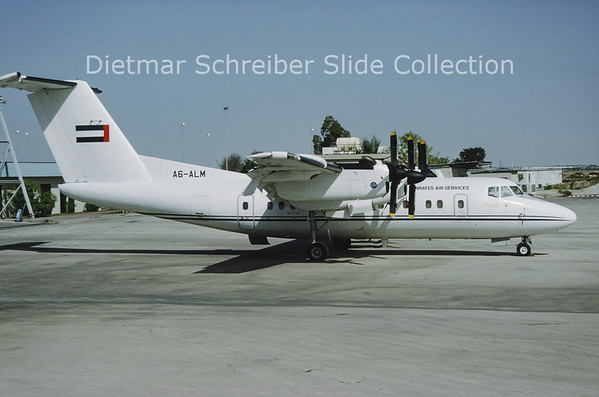 1993-01 A6-ALM DHC7 Emirates Air Service