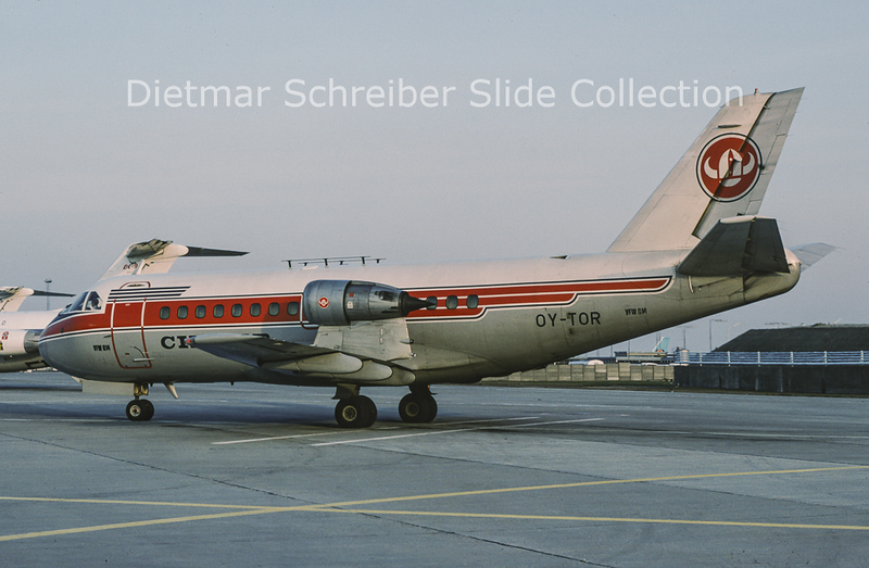 1979-04 OY-TOR VFW 614 Cimber Air