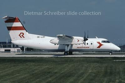 1995-08 OE-LRT Dash DHC8-100 Rheintalflug