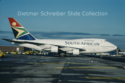1997-07 ZS-SPB Boeing 747SP South African Airways