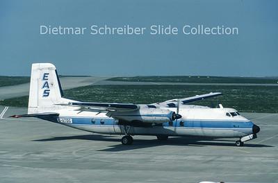 G-ATDS Handley Page Herald Europe Aero Service