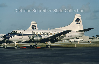 N259S Martin 404 System International Airways