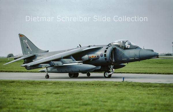 2010-10-27 ZG504 Hawker Siddeley AV8 Harrier Royal Air Force