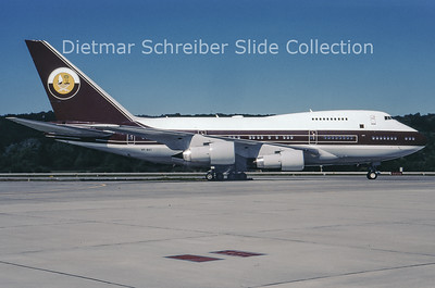 2010-07 VP-BAT Boeing 747SP