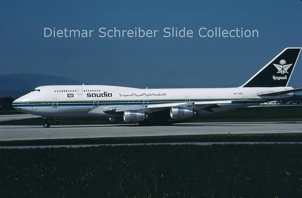 1987-05 HZ-AIR Boeing 747-300 Saudia