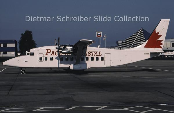 1995-08 C-GPCG Shorts 360 Pacific Coastal