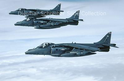 2002-08 ZG474 Hawker Siddeley AV8 Harrier Royal Air Force