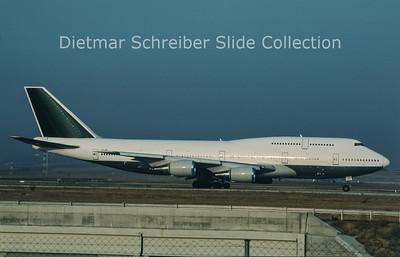 TF-ATI Boeing 747-300 Air Atlanta Iceland