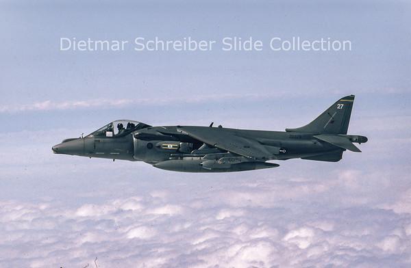 2003-03-10 ZD379 Hawker Siddeley AV8 Harrier Royal Air Force