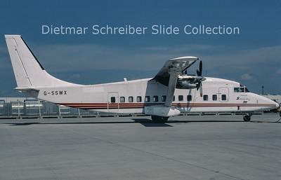 2000-05-18 G-SSWX Shorts 360 Streamline Aviation