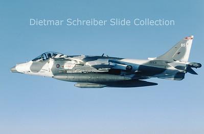 2007-01-23 ZG531 Hawker Siddeley AV8 Harrier Royal Air Force