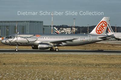 2012-02 OE-LEI Airbus A320-214 (c/n 5003) Flyniki