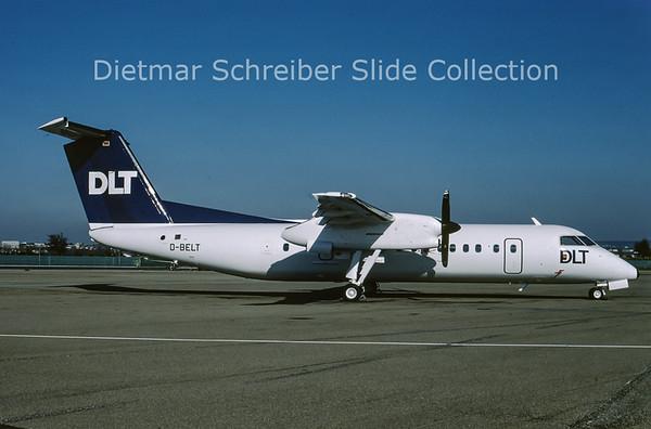 D-BELT Dash DHC8-300 DLT
