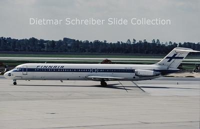 OH-LYP Douglas DC9-50 Finnair