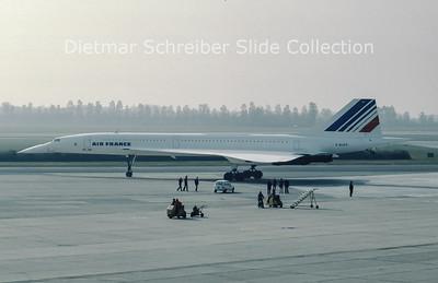 1985-10-26 F-BVFF Concorde Air France