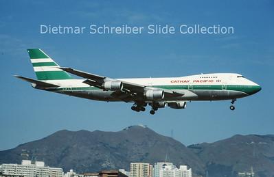 VR-HIE Boeing 747-267B (c/n 22872) Cathay Pacific