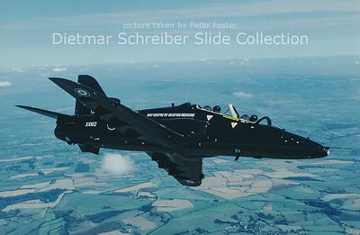 2001-08 XX162 Bae Hawk T1 (c/n 312009) Royal Air Force