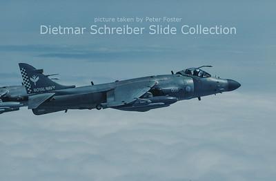 2002-07  Hawker Siddeley Harrier (c/n unknown) Royal Navy