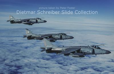 2000-11-17 ZH798 Hawker Siddeley Sea Harrier F/A2 (c/n NB03) Royal Navy
