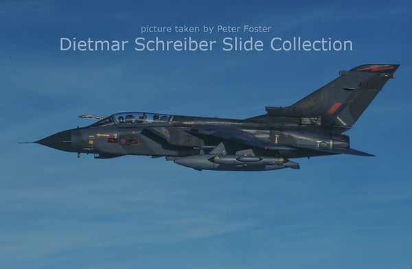 2001-11 ZA399 Panavia Tornado GR1 (c/n 202/BS066/3098) Royal Air Force