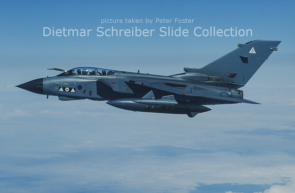 Panavia Tornado (c/n unknown) Royal Air Force