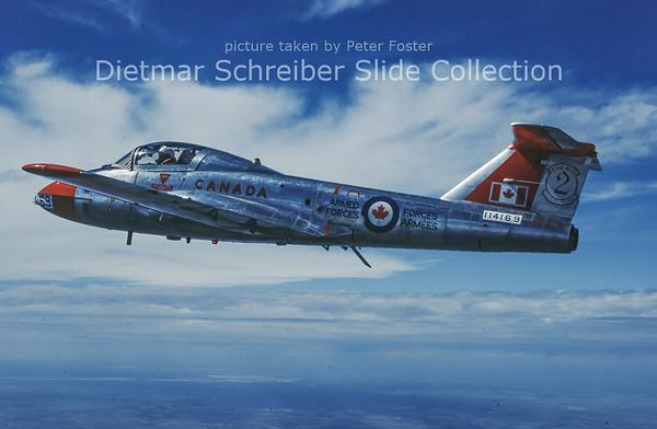 1986-04-22 114169 Canadair CL41A Tudor (c/n 1169) Canadian Air Force
