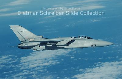 2000-10-03 ZD206 Panavia Tornado GR4 (c/n CHECKREG) Royal Air Force