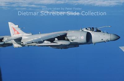 2001-03-14 ZH804 Hawker Siddeley Sea Harrier F/A2 (c/n NB09) Royal Navy