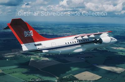 2002-06 ZE700 Bae 146-100 (c/n E.1021) Royal Air Force