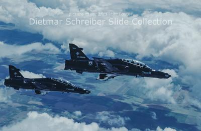 2001-06 155203 Bae Hawk (c/n 697) Canadian Air Force