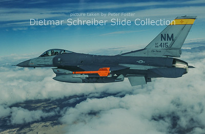 2020-01-26 88-0415 Lockheed Martin F16C (c/n 1C-17) United States Air Force