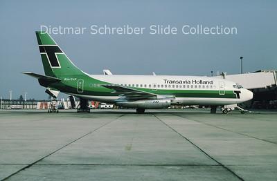 1980-04 PH-TVP Boeing 737-2K2 (c/n 21397) Transavia