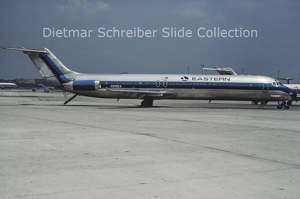 1978-07 N995EA Douglas DC9-51 (c/n 47745) Eastern Airlines
