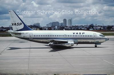 1978-01-08 PP-SMT Boeing 737-214 (c/n 20160) VASP