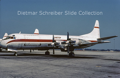 2001-09 N282F Lockheed L188AF Electra (c/n 1084) Zantop