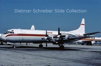 2001-09 N344HA Lockheed L188AF Electra (c/n 1038) Zantop