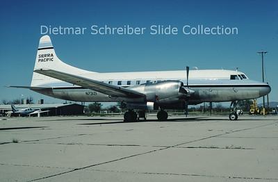 N73121 Convair CV580 (c/n 35) Sierra Pacific