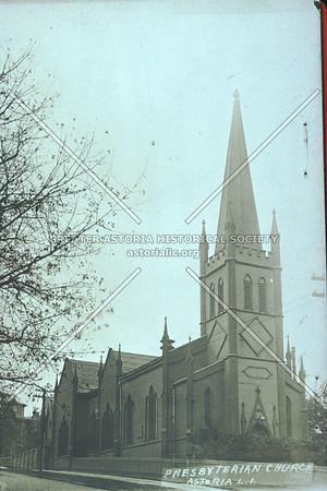 Astoria Presbyterian Church, 27th Ave, Astoria.