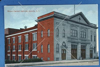 Mount Carmel Institute, Astoria.