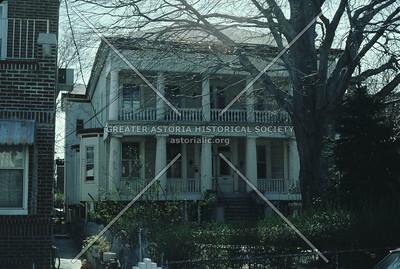 Benner Mansion, 25-37 14th St.,  Astoria.