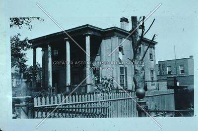 Graham House, 14th St near 27th Ave., Astoria.