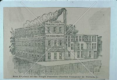 Virgil Practice Clavier, Astoria. July 1896.