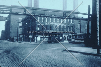 Milller's Hotel (Waterfront Crabhouse), Borden ave at 2 St., Hunters Point